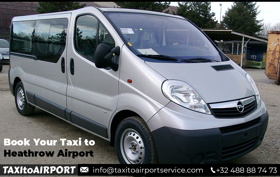 Book Your Taxi to Heathrow Airport