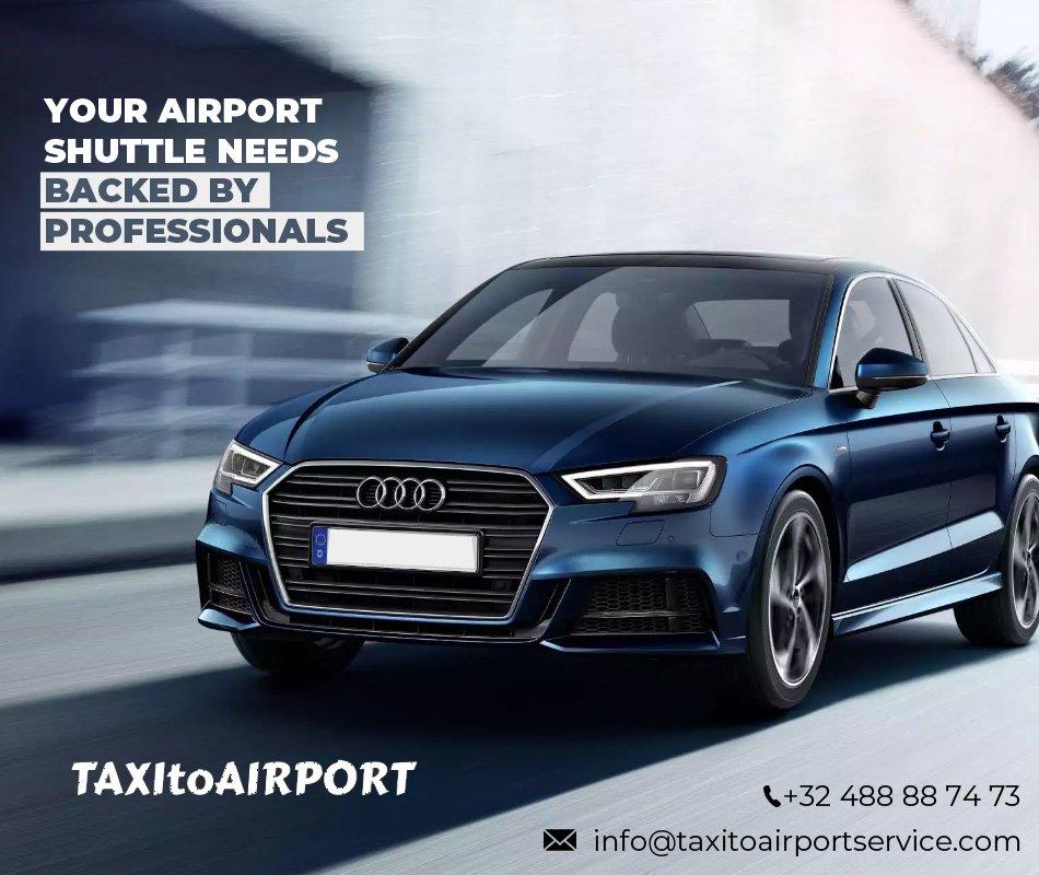 Brüksel Havaalanına Taksi