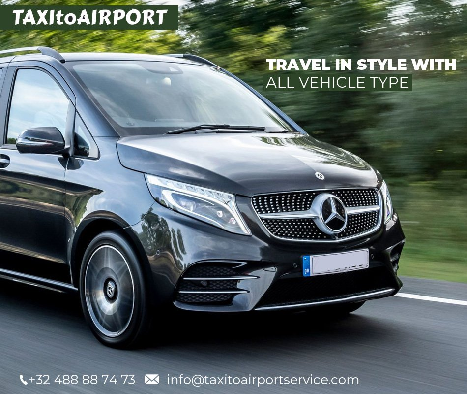 Charleroi Airport taxi service