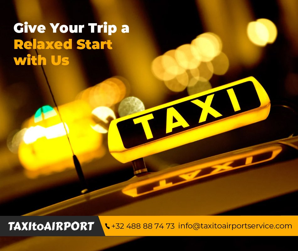 Hire a taxi from Amsterdam airport