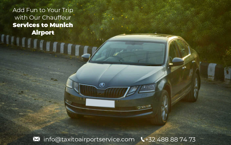 Get Chauffeur Services to Munich Airport