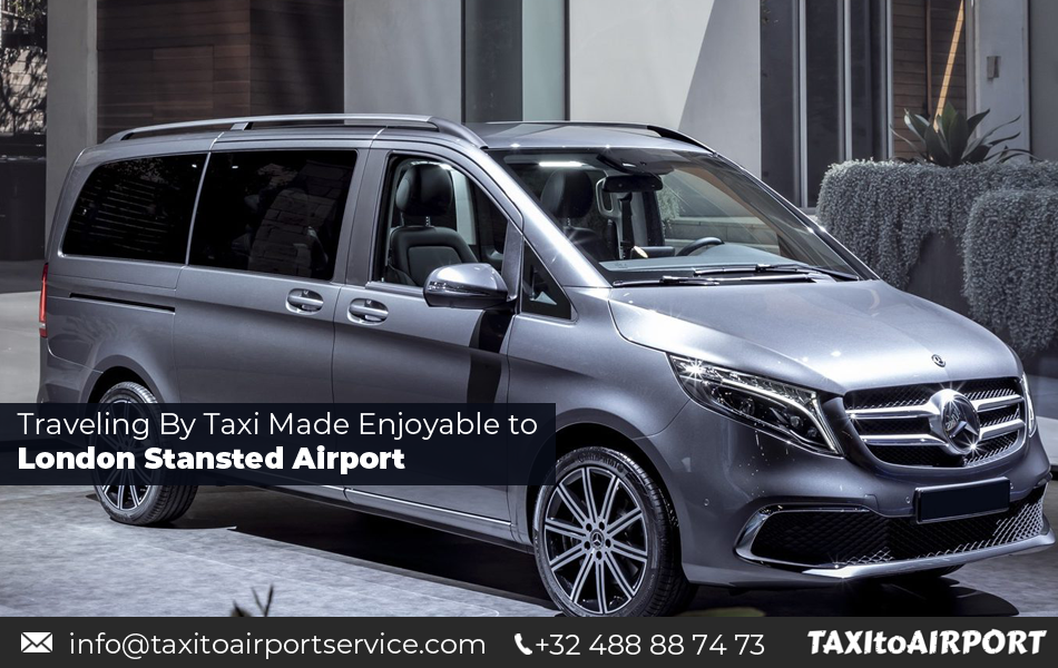 Get Affordable Taxi from London Stansted Airport