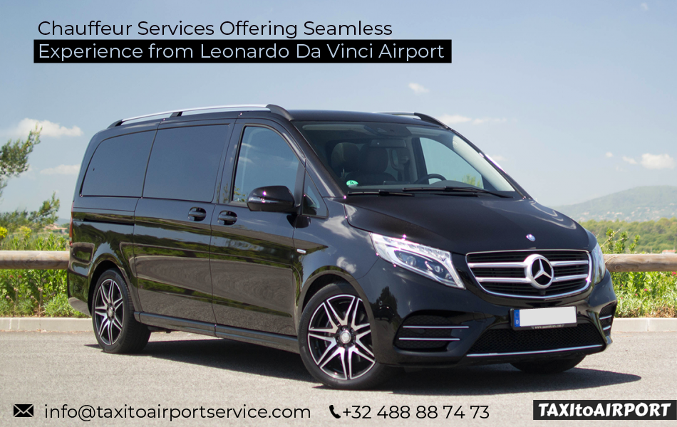 Get safe and luxurious chauffeur services