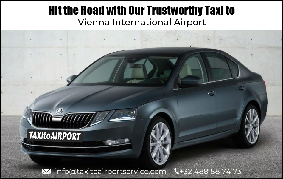 Discounts on Taxi to Vienna International Airport