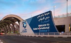 Taxi a Dubai DXB repülőtérre
